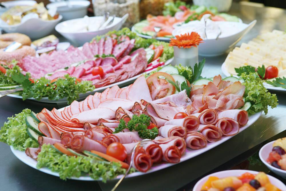 Summer Wedding Buffet Menu Ideas: Cool Fork Buffet Menu By Fiona's Pantry
